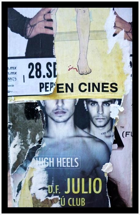 Andanzas chilangas: Cine Clubes (Zona Rosa)