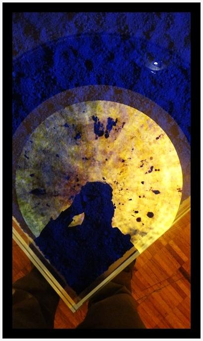 Autoretrato abstracto con Klein