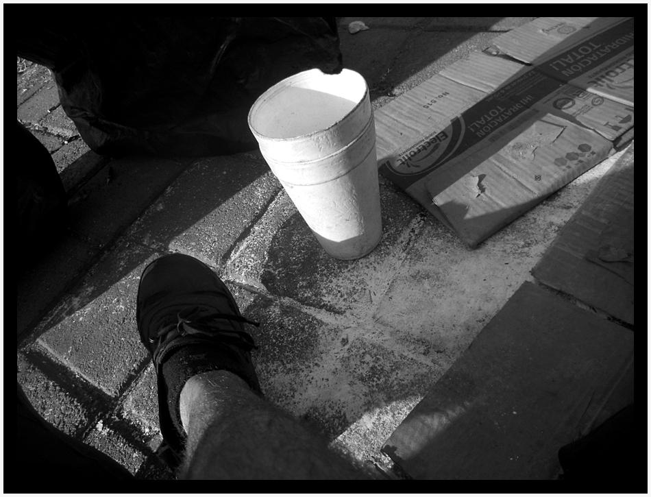 Hidratación total (de la serie El Caminante)