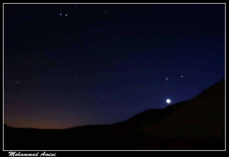 Mars & Venus...