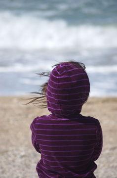 regard vers la mer