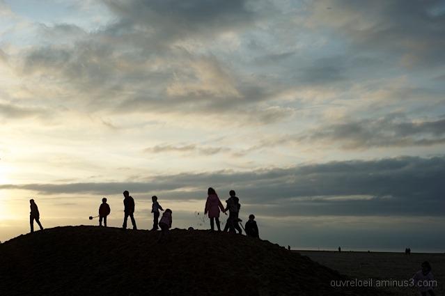 les dunes de Deauville