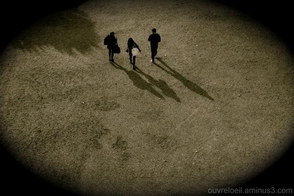 ne marche pas sur mon ombre !