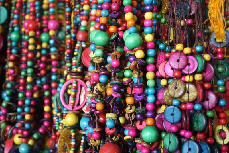 Colorful Handcraft