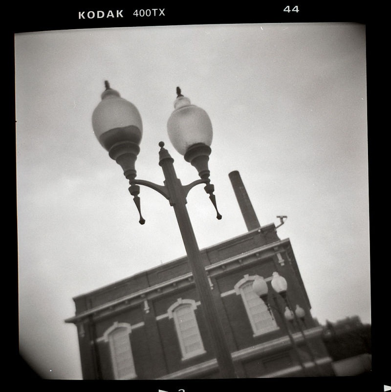 holga lamp pump house white rock lake