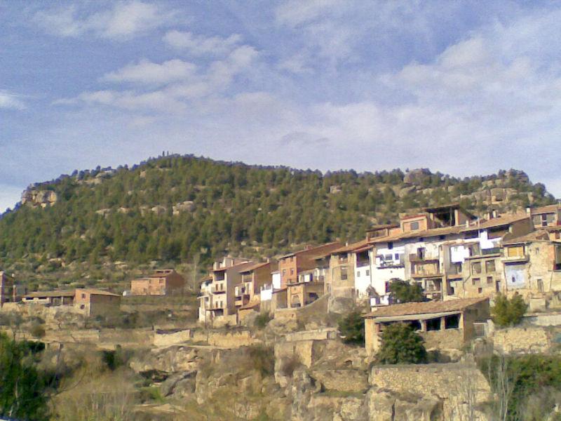 Ràfels, el meu poble