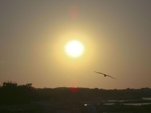 El sol marxa a Formentera