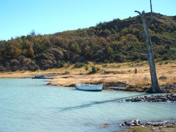 prop de Perito Moreno