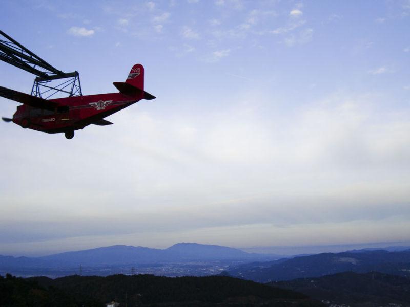 Un vol pels aires de Barcelona