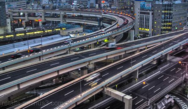 La velocitat d'una gran ciutat