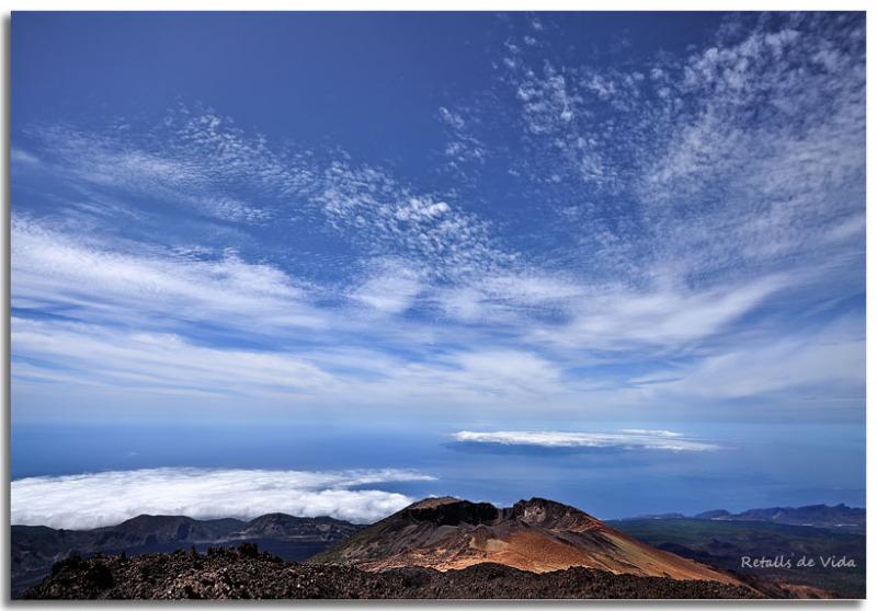 Les vistes del Pico Viejo