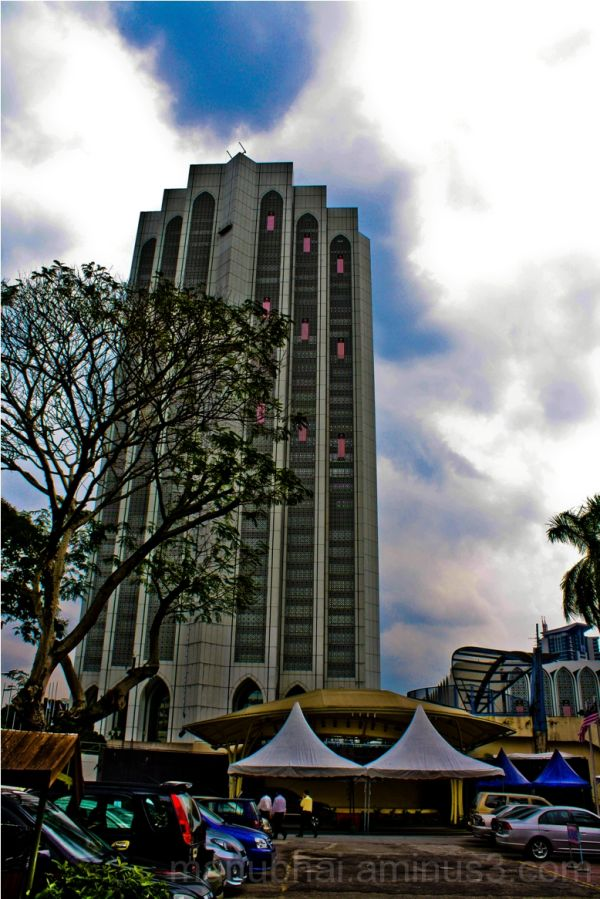 Bank Building - KL