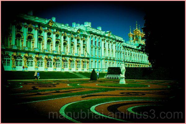 Catherine's Palace - Puskin Russia