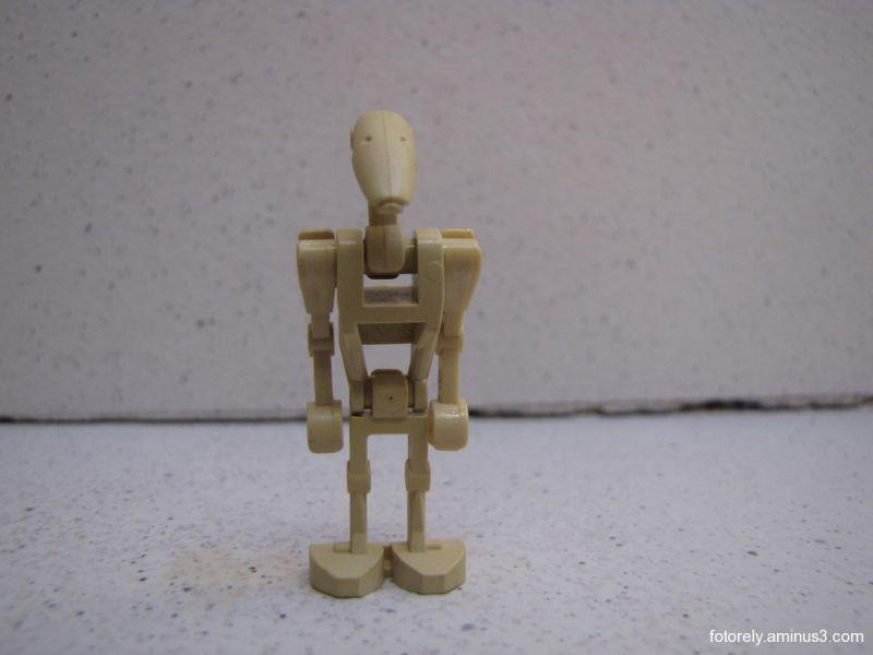 / Bad robot /