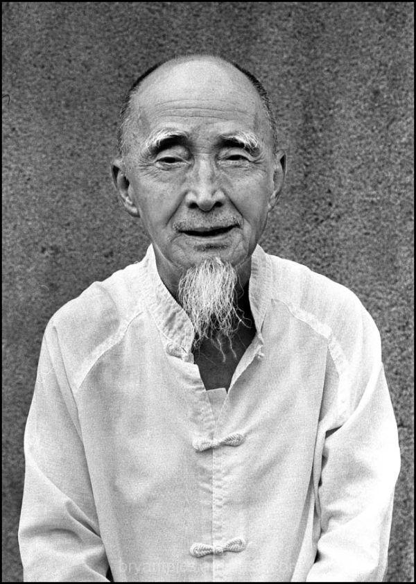 Portrait of Chinaman