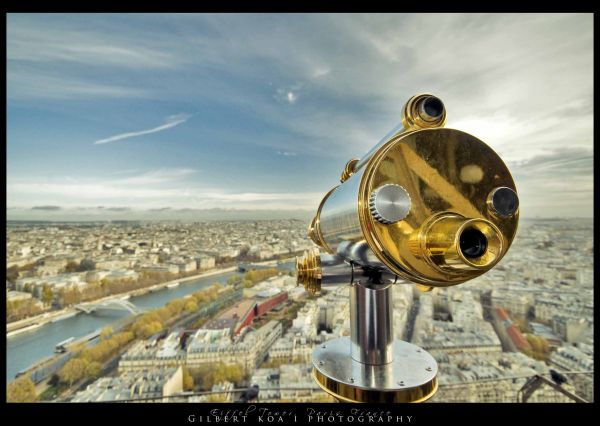 top of eiffel