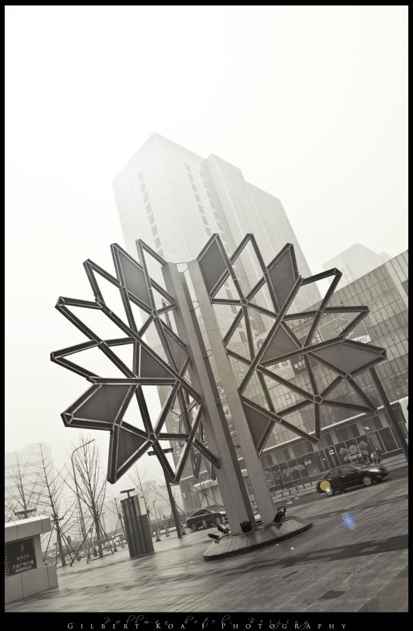 a design outside beijing hotel