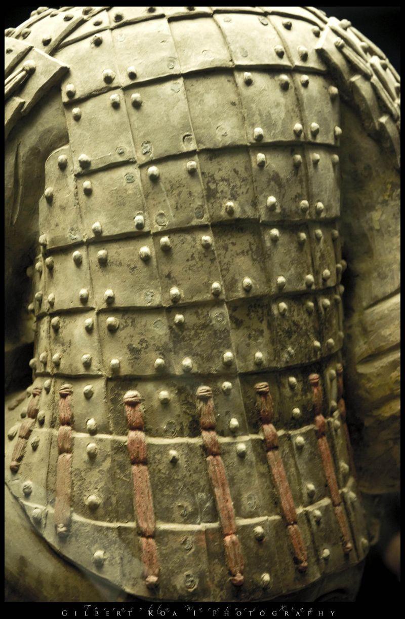 back of terracotta