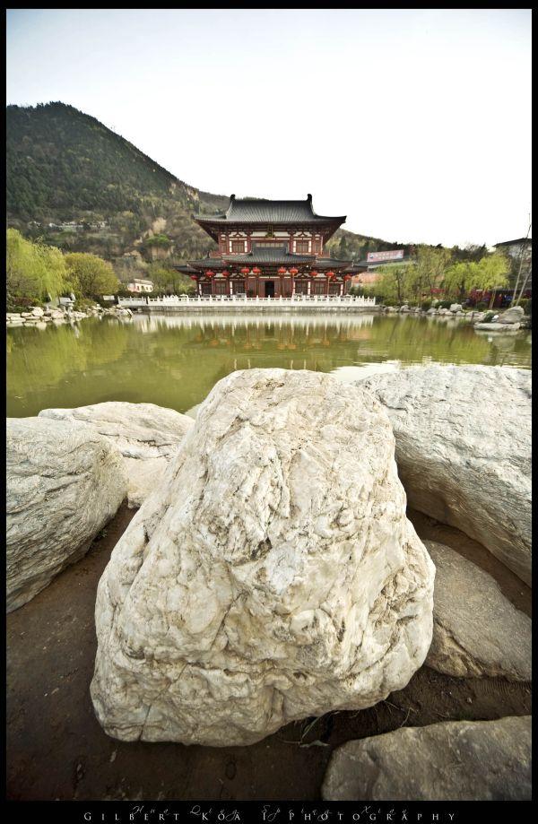 hua qing spring china