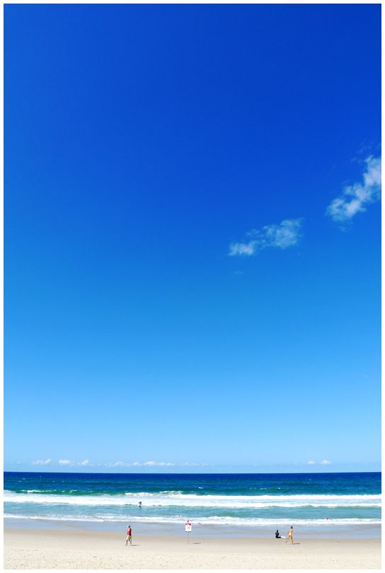 Gold Coast Surf Beach