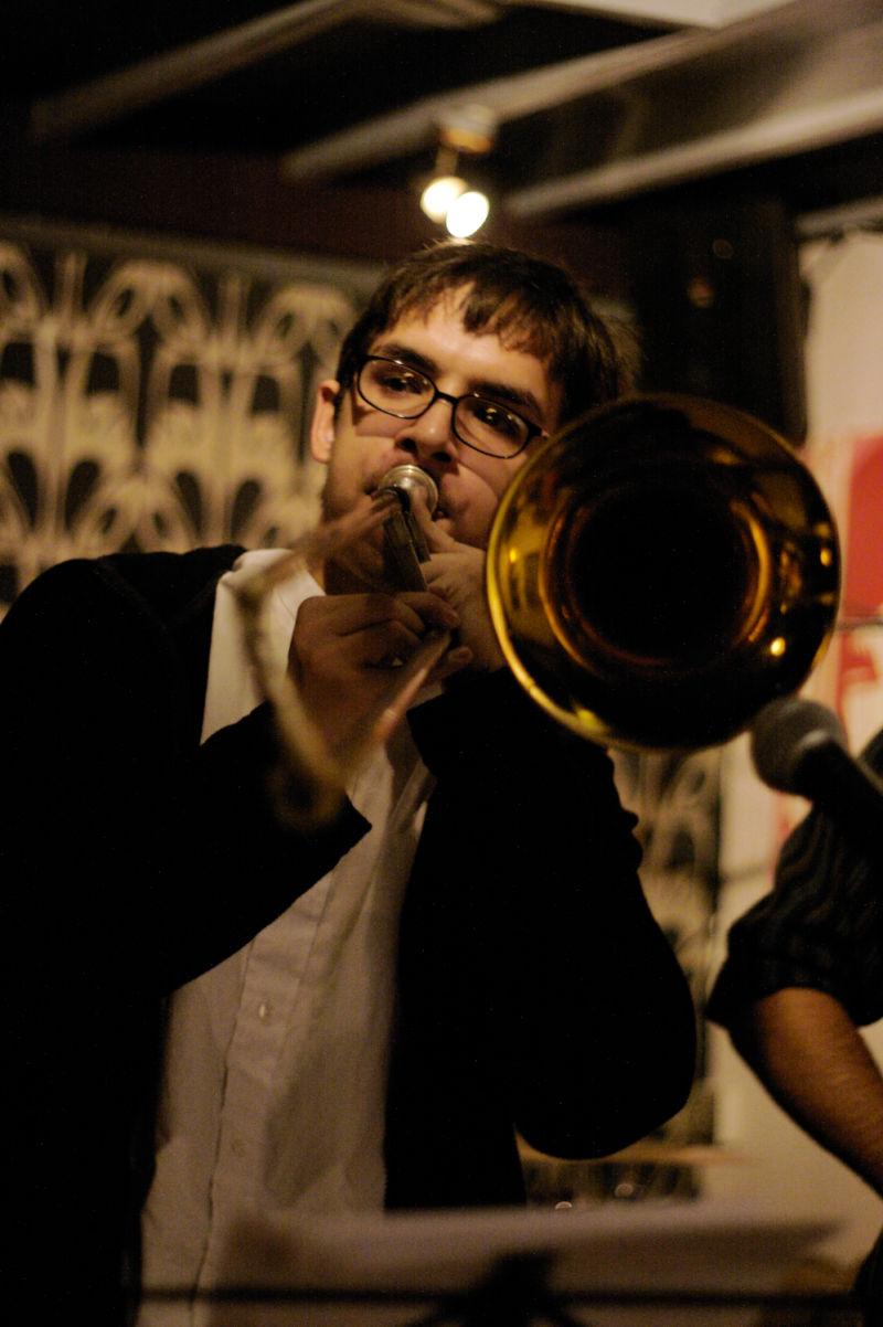Francis Ng of Rhythm Pencils at White Bear Bristol
