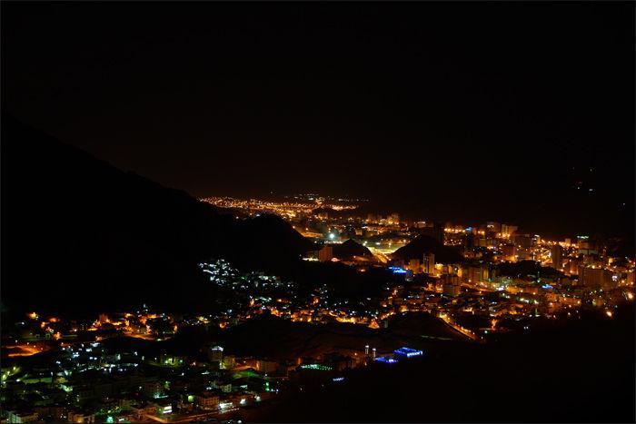 Night Mecca