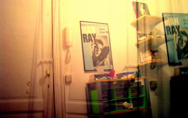 Man Ray bedroom