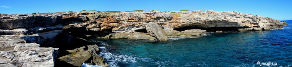 Sud coast ,Menorca,Spain