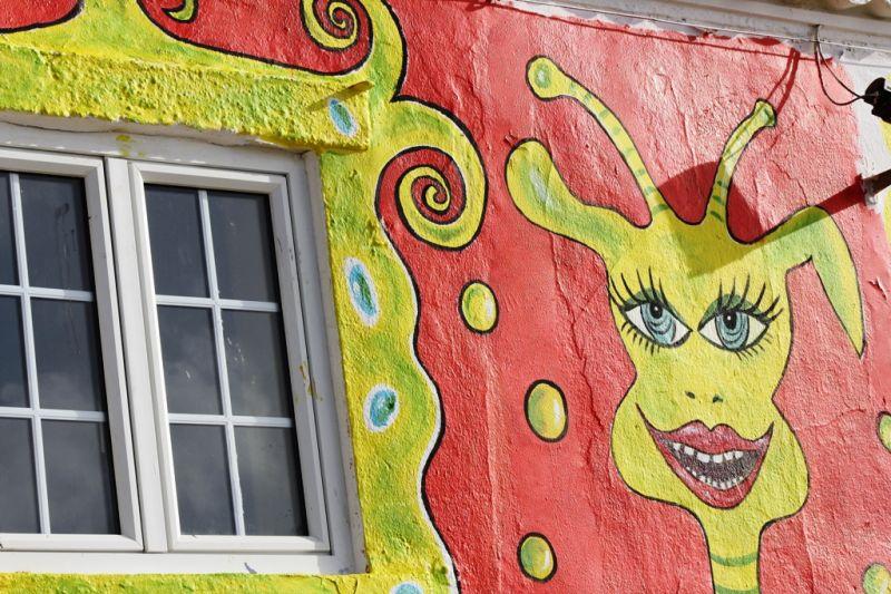 Carnaval à porta