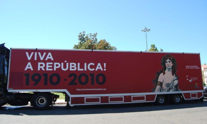 O Centenário da República em exposição