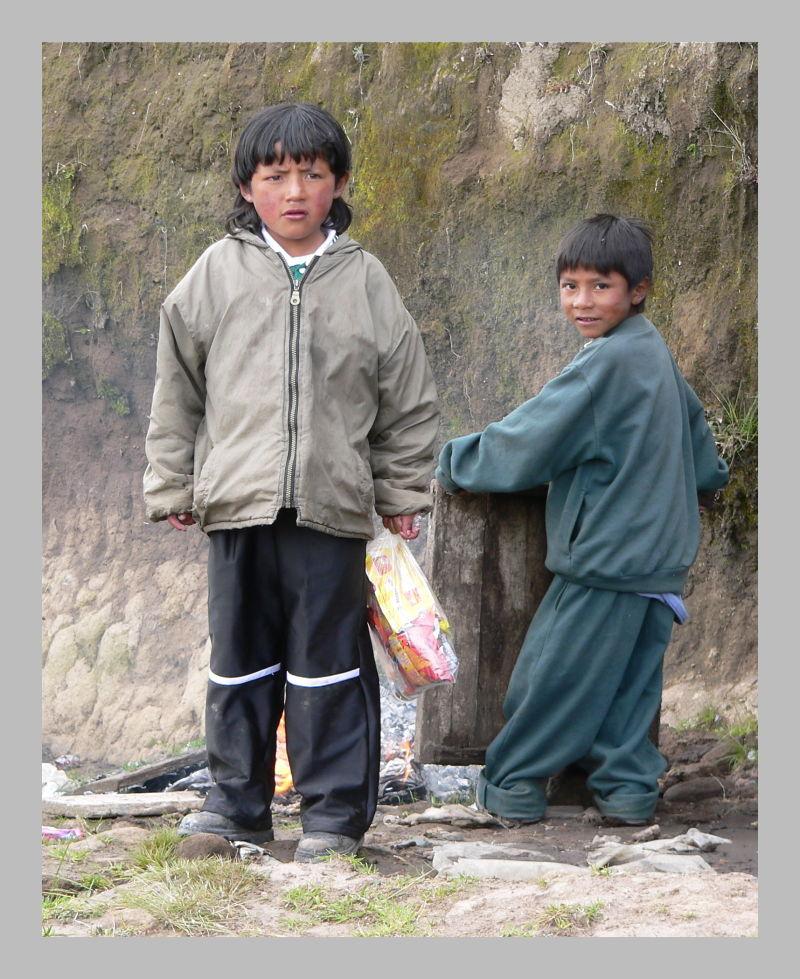 Children from Ecuador 9