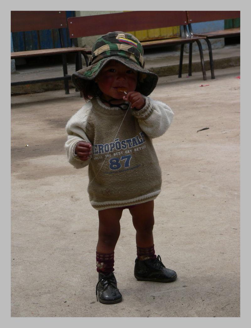 Children from Ecuador 23