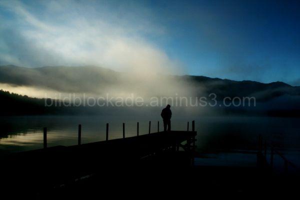 Lake Roititi, NZ, Autumn 2009