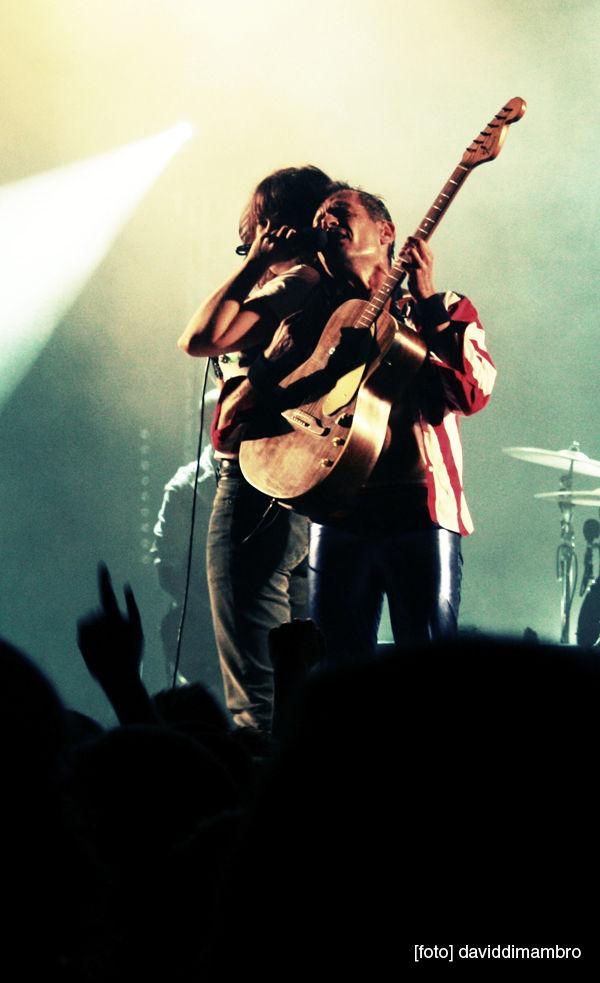 LES WAMPAS (Festival Calvadose de Rock 2009)