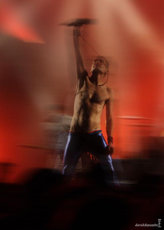 LES WAMPAS en concert (Calvadose de Rock 2009)
