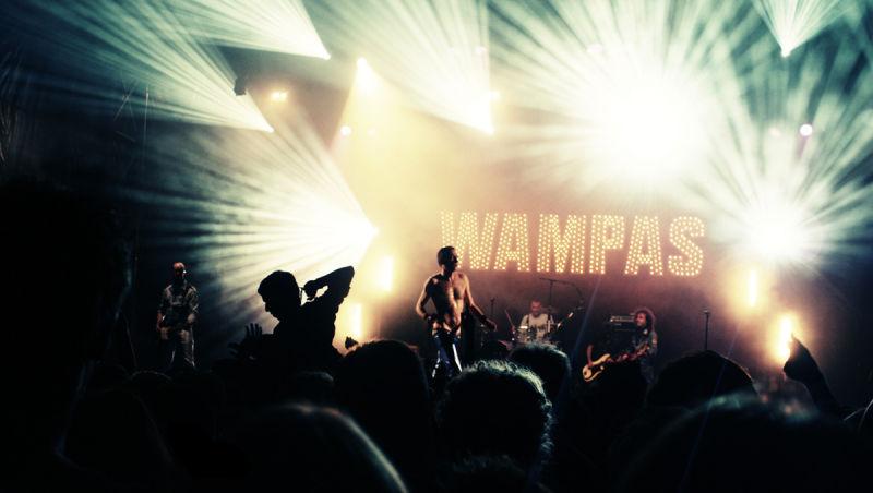 LES WAMPAS (Calvadose de Rock 2009)