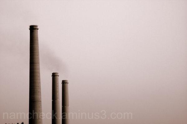 3 smoked chimney