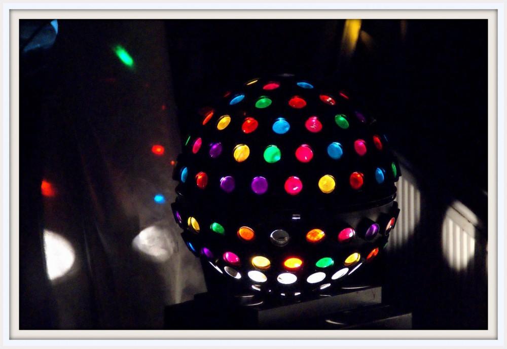 Boule de lumière