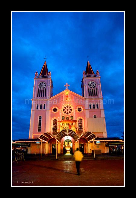 Church at Baguio