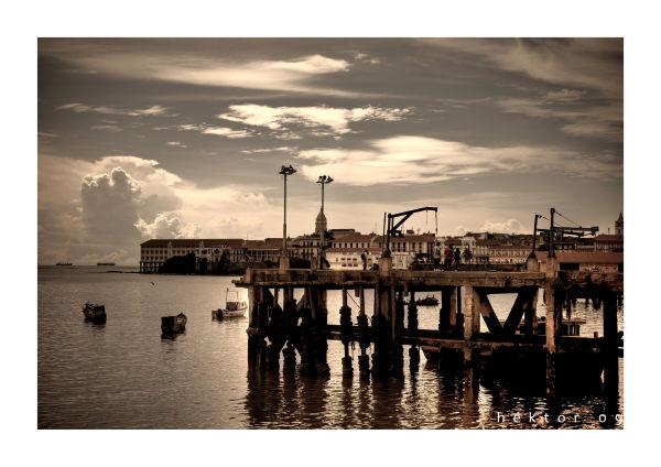 Muelle y Casco Antiguo