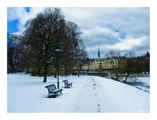 Paseo por Estocolmo