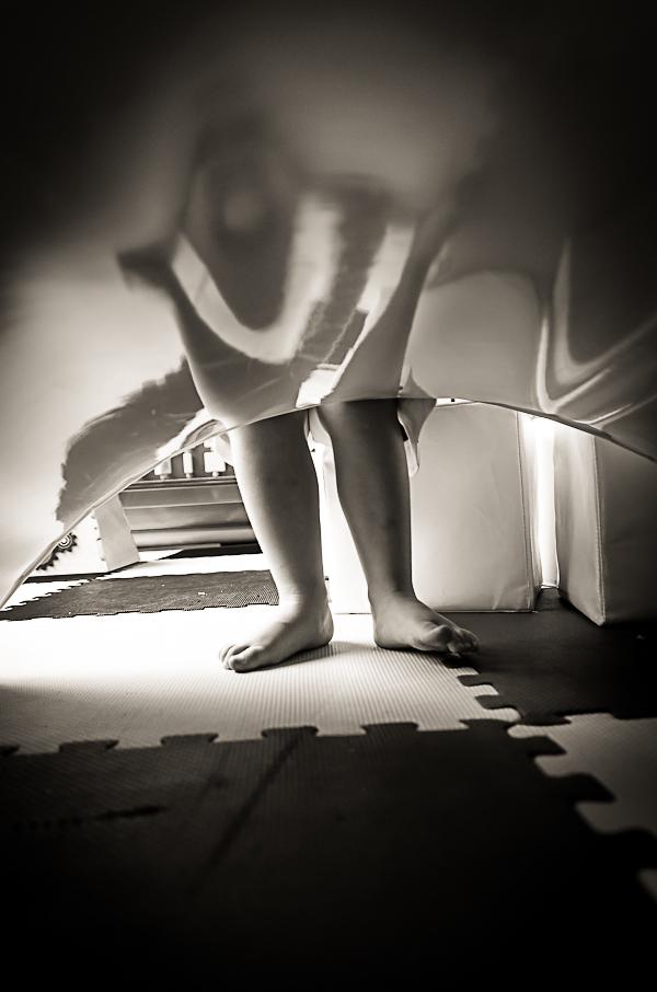 pequeños pies