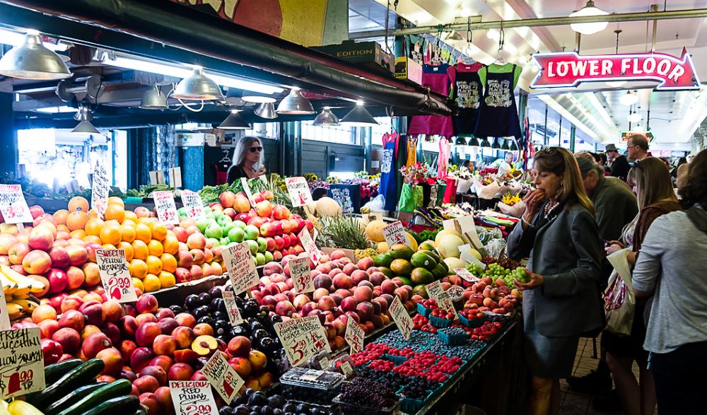 En el mercado #4