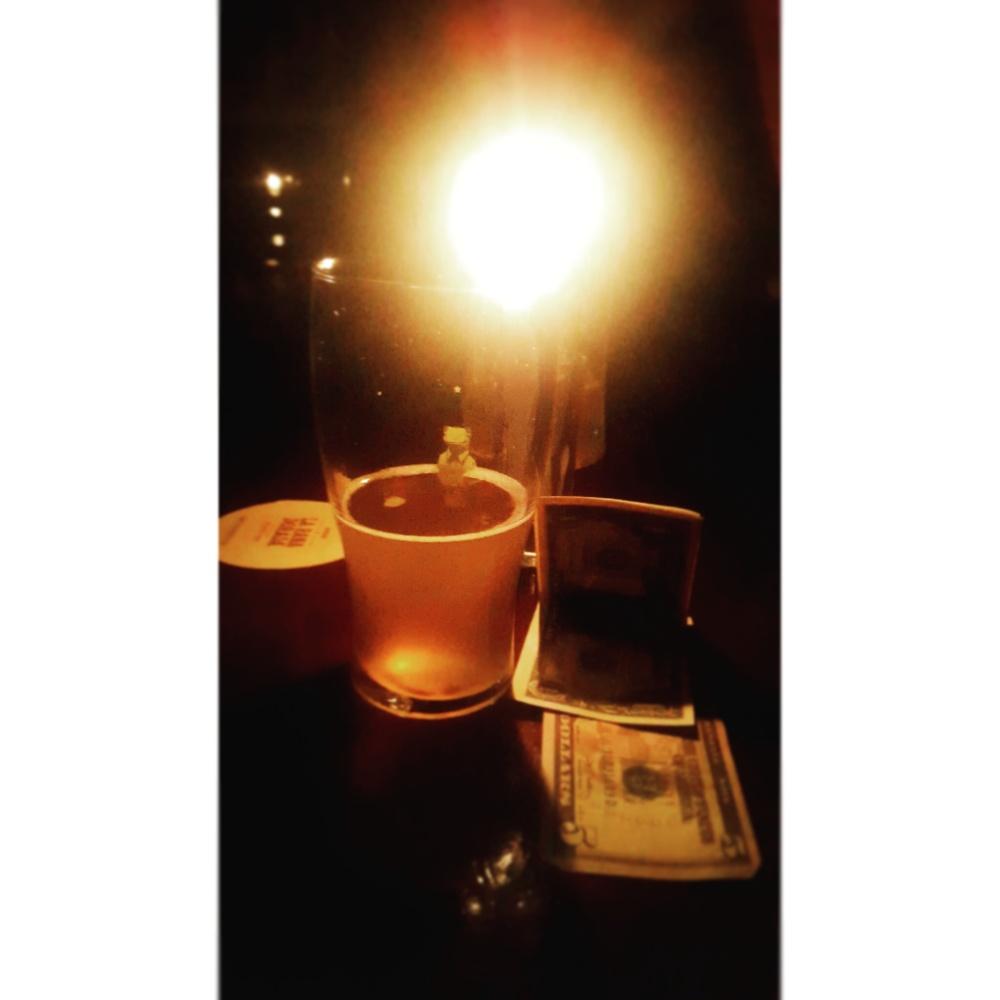 Cerveza + vela