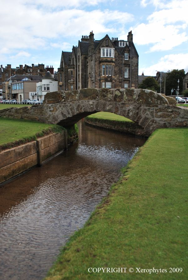 Swilcan Bridge