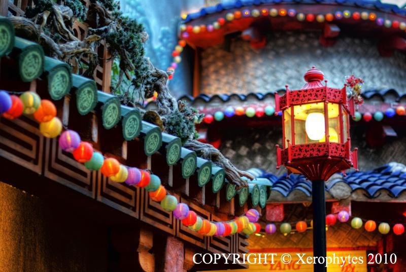 Chinatown Feel