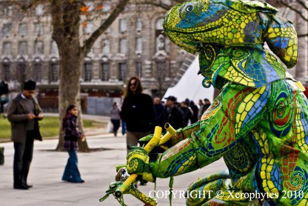 Lizard Man?