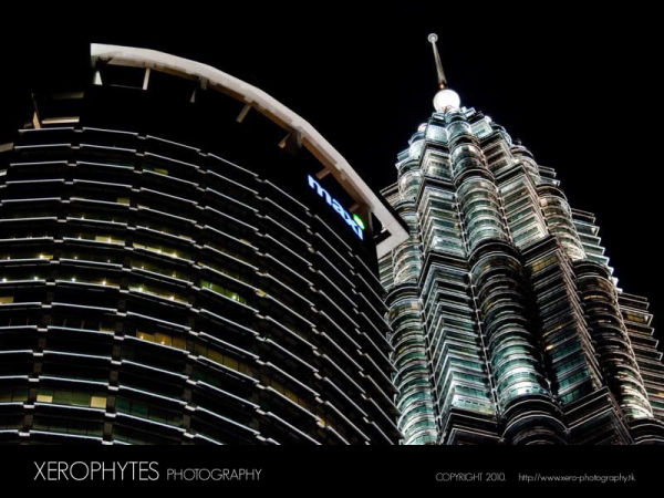 Petronas Twin Towers III