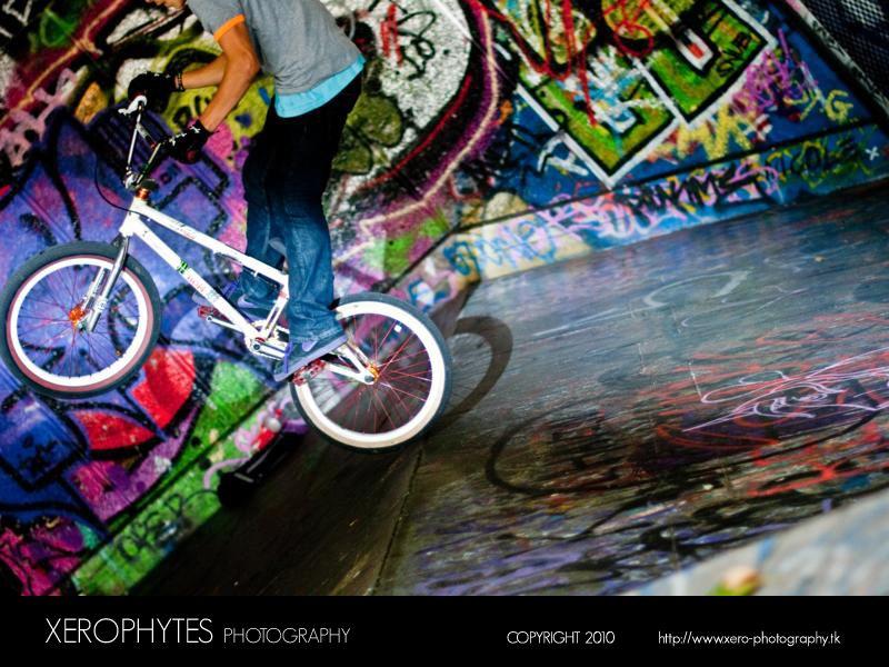 Biker - I