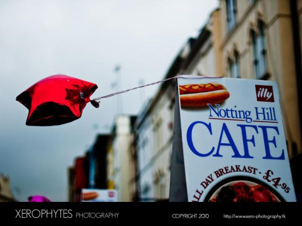 Notting Hill Cafe